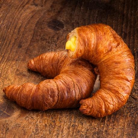 Máslový croissant vanilka