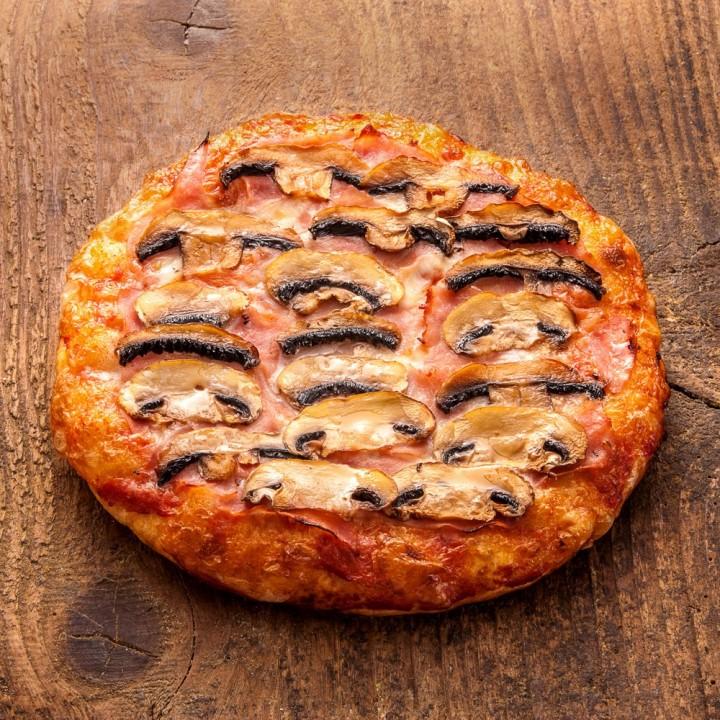 Pizza žampiónová