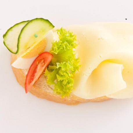 Chlebíček sýrový