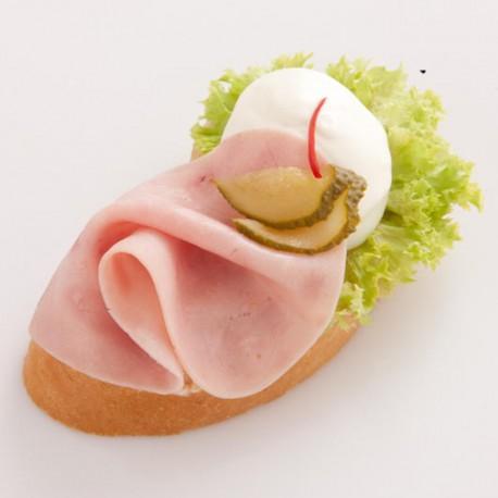Chlebíček vajíčkový